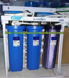 bảo hành máy lọc nước karofi