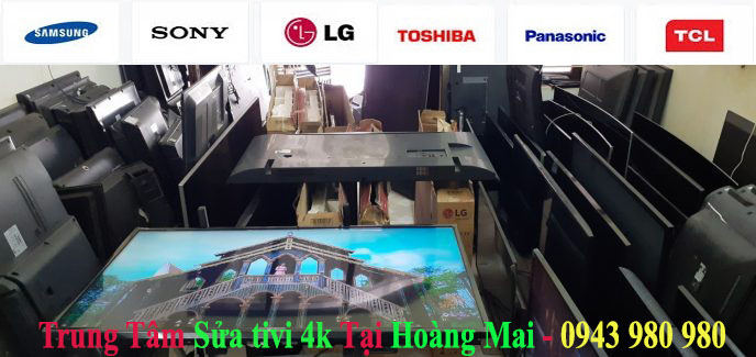 Sửa tivi tại quận Hoàng Mai