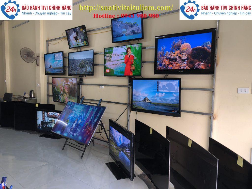 Sửa Tivi Tại Quận Từ Liêm