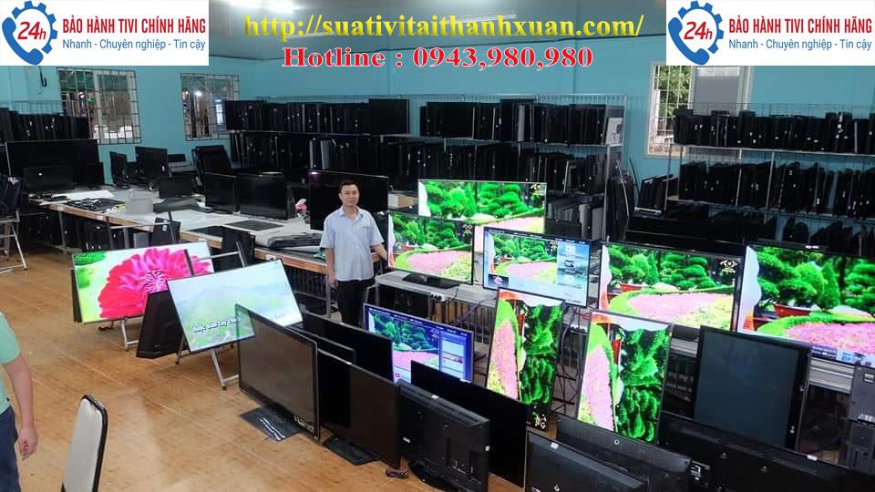 Sửa Tivi Tại Quận Thanh Xuân