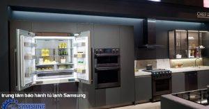 Trung Tâm Sửa Tủ Lạnh Samsung tại nhà