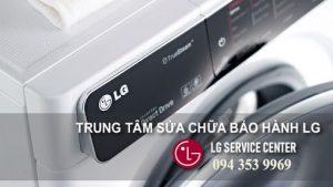 Trung tâm sửa máy giặt LG